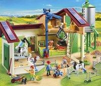 PLAYMOBIL Country 70132 Boerderij met silo en dieren-Afbeelding 1
