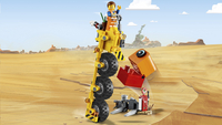 LEGO The LEGO Movie 2 70823 Emmets driewieler!-Afbeelding 1