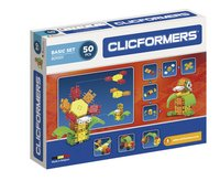 Clicformers Basic Set 50 stukjes