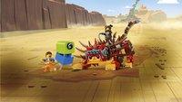 LEGO The LEGO Movie 2 70827 Ultrakatty & strijder Lucy!-Afbeelding 1