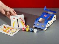 Stanley Jr. kit de construction Voiture de course-Image 1