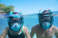Bestway snorkelmasker voor volwassenen Hydro-Pro SeaClear Flowtech maat S/M-Afbeelding 1