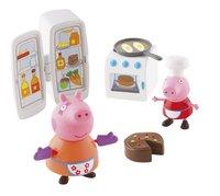 Set de jeu Peppa Pig La cuisine de Peppa