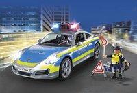 PLAYMOBIL Porsche 70066 Porsche 911 Carrera 4S Police-Image 2