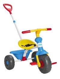 Feber tricycle Baby Trike bleu-commercieel beeld