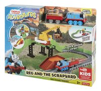 Fisher-Price set de jeu Thomas & ses amis Adventures Reg and the scrapyard