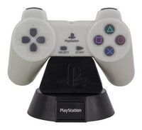 Lamp Playstation controller Icon Light-commercieel beeld
