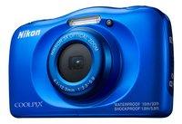Nikon appareil photo numérique Coolpix W100 bleu-Côté droit