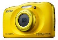 Nikon digitaal fototoestel Coolpix W100 geel-Rechterzijde