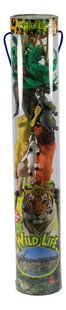 Tube avec animaux sauvages 56 cm