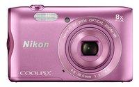 Nikon digitaal fototoestel Coolpix A300 roze