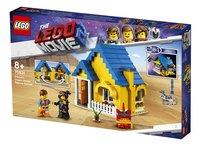 LEGO The LEGO Movie 2 70831 Emmets droomhuis/reddingsraket-Rechterzijde