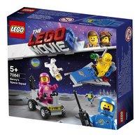 LEGO The LEGO Movie 2 70841 Benny's ruimteteam-Rechterzijde