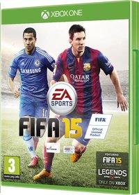 XBOX One Fifa 15 NL/FR-Linkerzijde