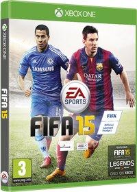 XBOX One Fifa 15 NL/FR-Rechterzijde