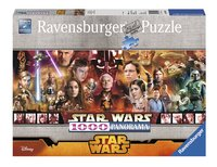 Ravensburger panoramapuzzel Disney Star Wars Classic