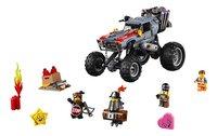 LEGO The LEGO Movie 2 70829 Emmets en Lucy's vlucht buggy!-Vooraanzicht