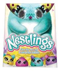 Interactieve knuffel Nestlings blauw-Vooraanzicht