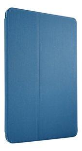 Case Logic Foliocover Snapview pour iPad 10,2/ bleu-Côté gauche