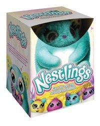 Interactieve knuffel Nestlings blauw-Linkerzijde