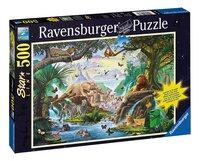 Ravensburger puzzle Animaux au plan d'eau-Avant