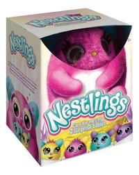 Interactieve knuffel Nestlings roze-Linkerzijde