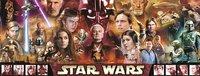Ravensburger puzzle panorama Disney Star Wars Classic-Avant