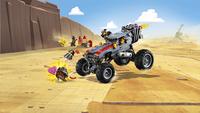 LEGO The LEGO Movie 2 70829 Emmets en Lucy's vlucht buggy!-Afbeelding 2