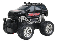 New Bright auto RC Jeep Land Rover zwart