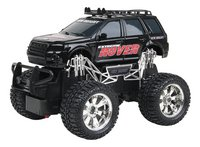 New Bright voiture RC Jeep Land Rover noir