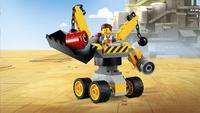 LEGO The LEGO Movie 2 70832 Emmets bouwdoos-Afbeelding 3