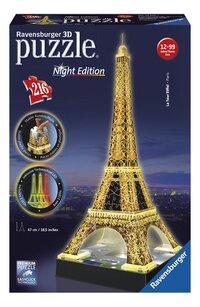 Ravensburger puzzle 3D Tour Eiffel la nuit