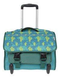 Kangourou trolley-boekentas Cactus 44 cm-Vooraanzicht