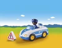 PLAYMOBIL 1.2.3 9383 Politiewagen-Afbeelding 1