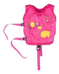 Zwemvest voor kind Flamingo roze-Vooraanzicht