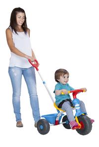 Feber tricycle Baby Trike bleu-Image 1