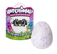 Peluche interactive Hatchimals Hatchibabies Ponette-Détail de l'article