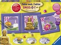 Ravensburger Schilderen op nummer: Buddha