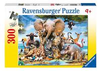Ravensburger puzzle Mes amis d'Afrique-Avant
