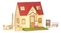 Sylvanian Families 5242 - Gezellig startershuis-Artikeldetail