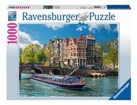 Ravensburger puzzel Rondvaart door Amsterdam