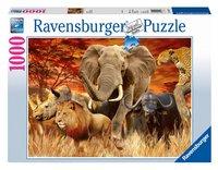 Ravensburger puzzle Les Big Five