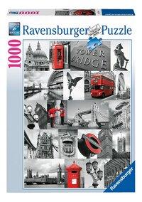 Ravensburger puzzle Londres-Avant