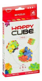 Happy Cube pro-Linkerzijde
