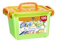 Bic My colouring basket - 120 stuks-Linkerzijde