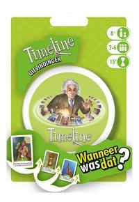 TimeLine Uitvindingen-Vooraanzicht