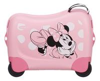 Samsonite harde reistrolley Dream Rider Disney Minny Glitter 50 cm-Achteraanzicht