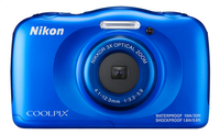 Nikon digitaal fototoestel Coolpix W100 blauw