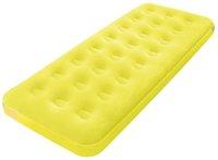 Bestway matelas gonflable pour 1 personne Fashion jaune