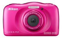 Nikon digitaal fototoestel Coolpix W100 roze